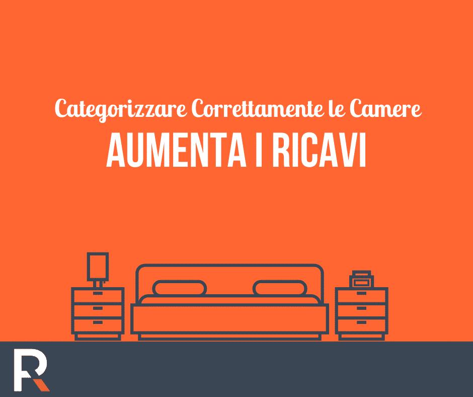 Categorizzare le Camere in Maniera Efficace - Riccardo Peccianti
