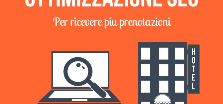 Ottimizzazione SEO per Ricevere più Prenotazioni - Riccardo Peccianti