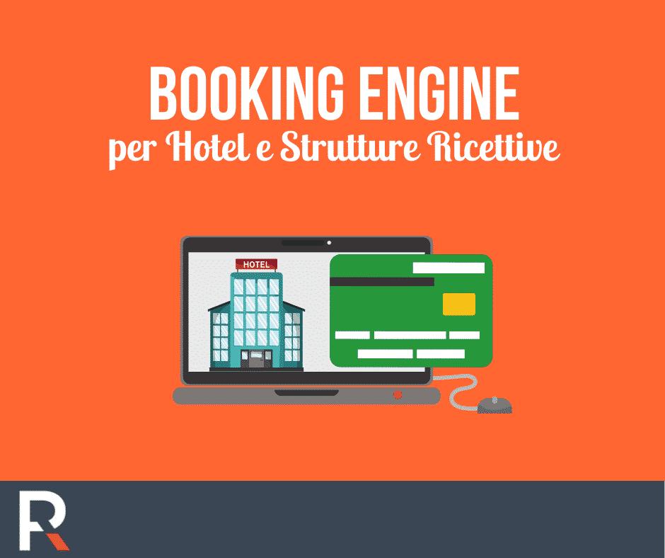 Booking Engine per Hotel e Strutture Ricettive - Riccardo Peccianti