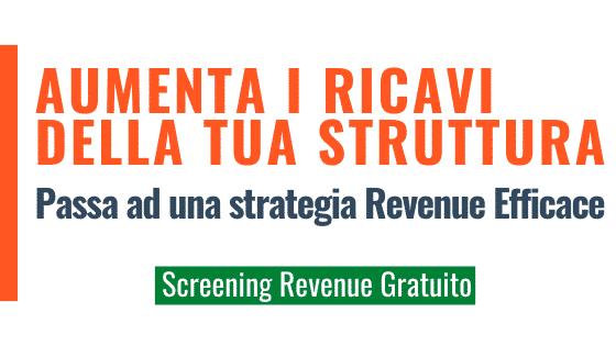 Consulenza Revenue Management - Riccardo Peccianti
