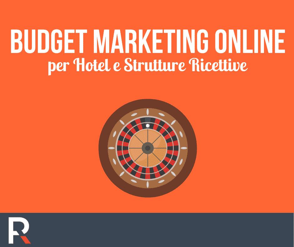 Budget per il Marketing Online: Quanto spendere? - Riccardo Peccianti