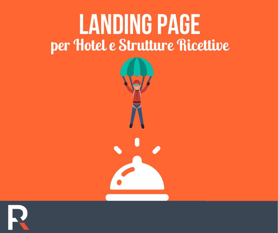 Landing Page per Hotel e Strutture Ricettive - Riccardo Peccianti