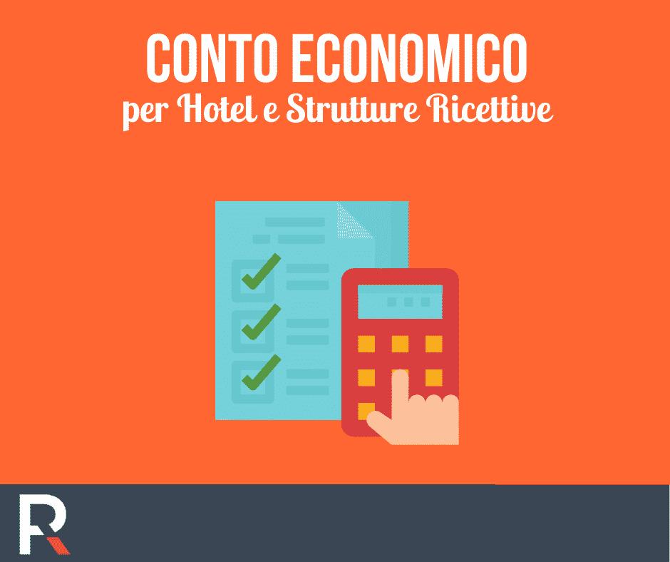 Conto Economico per Hotel e Strutture Ricettive - Riccardo Peccianti
