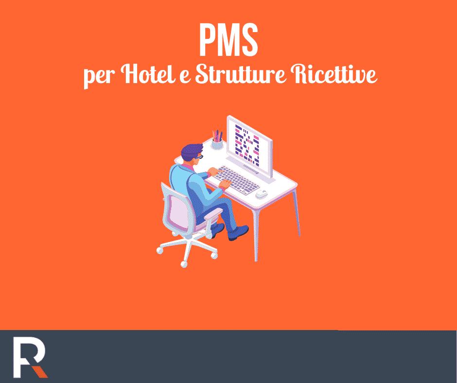 PMS per Hotel e Strutture Ricettive - Riccardo Peccianti