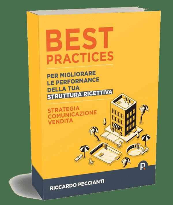 Ebook su strategie di vendita e comunicazione per hotel - Riccardo Peccianti