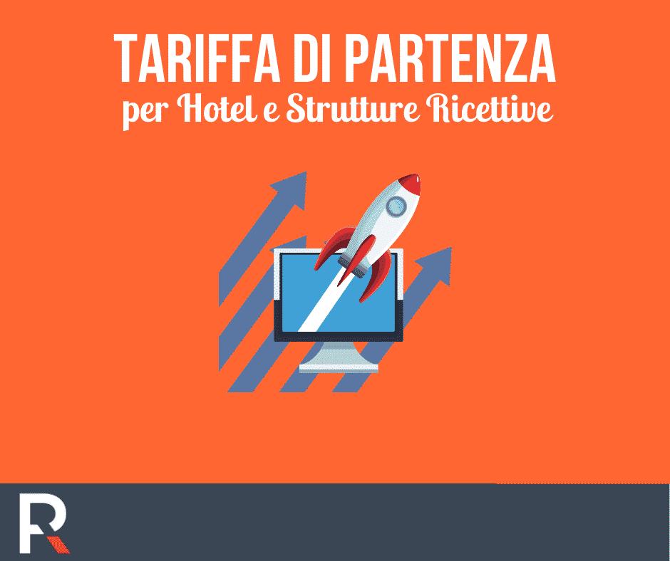 Tariffa di Partenza per Hotel e Extra Alberghiero - Riccardo Peccianti