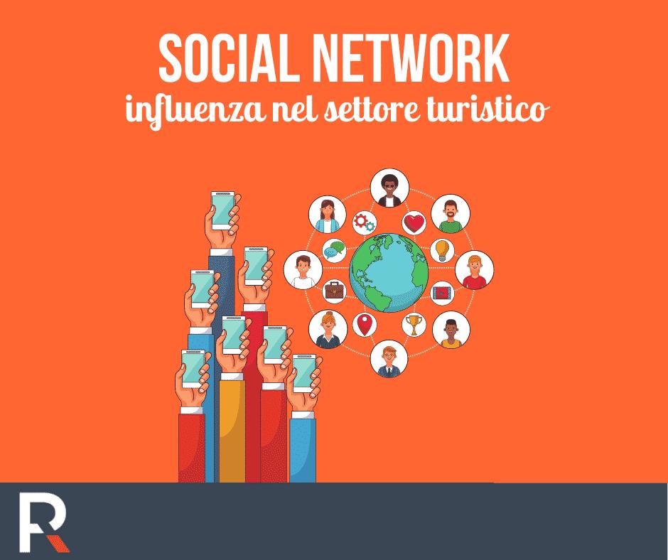 Influenza dei Social Network nel settore turistico - Riccardo Peccianti