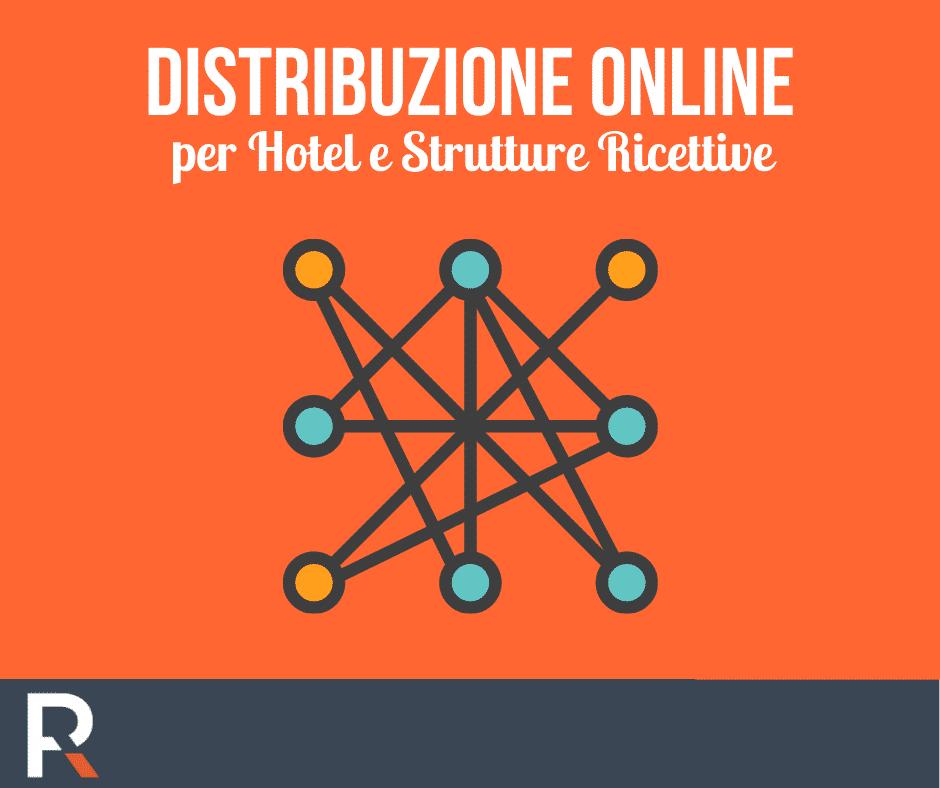 Distribuzione Online per Hotel e Strutture Ricettive - Riccardo Peccianti